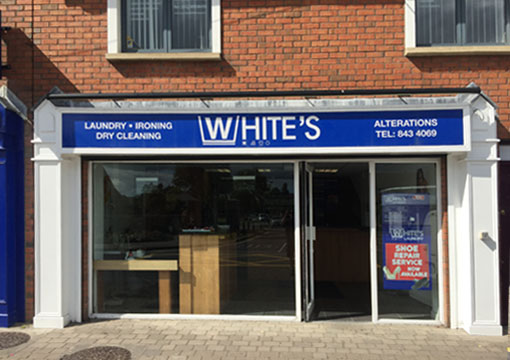 Whites Laundry Dry Cleaners Donabate